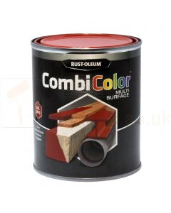 Combi Colour Satin Gloss Red 2.5ltr