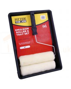 Fit For The Job Roller Tray Set 9 Inch
