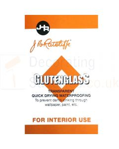 GlutenGlass Transparent Damp Proof