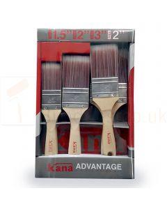 Kana Advantage Synthetic Brush Set