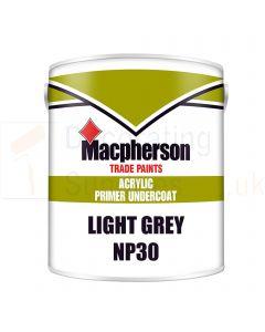 Machperson Acrylic Primer Undercoat PN30 1Ltr