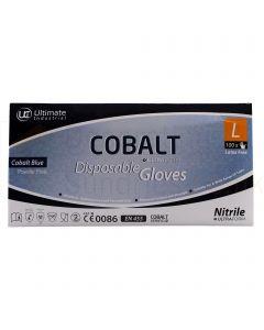 Cobalt Nitrile Disposable Gloves