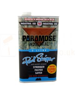 Paramose Water Washable Paint & Varnish Remover 5 Litre