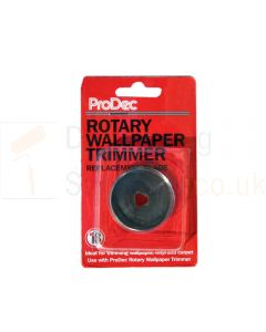 prodec rotary wallpaper trimmer blade