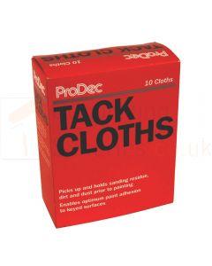 ProDec Tack Cloths 10 pack