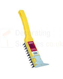 ProDec Wire Brush with Scraper