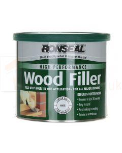 Ronseal 2 Pack Wood Filler Natural 550g