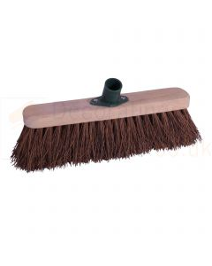 "Stiff Sweeping Broom Head 12"""
